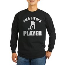 I'm a bit of a player curling T