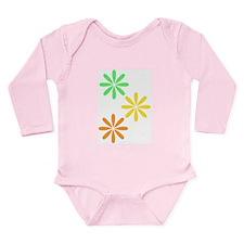 Daisy Long Sleeve Infant Bodysuit