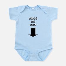 Cool Beef Infant Bodysuit