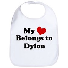 My Heart: Dylon Bib