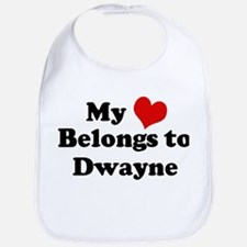 My Heart: Dwayne Bib