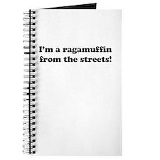 I'm a ragamuffin Journal