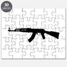 Cute Ak47 Puzzle