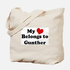 My Heart: Gunther Tote Bag
