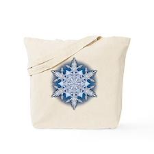 Snowflake 33 Tote Bag