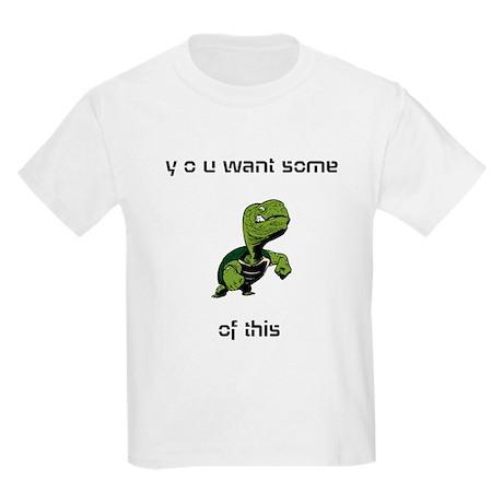 mad turtle Kids Light T-Shirt