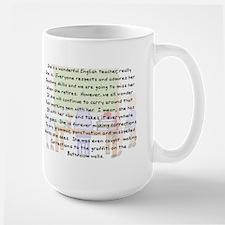 Retired Teacher IV Mug