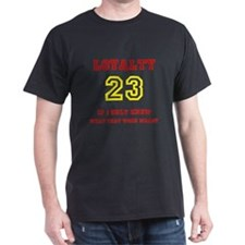 T-Shirt lebron loyalty