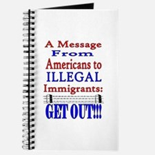 Illegals Get Out Journal