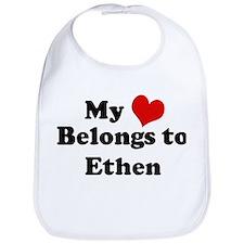 My Heart: Ethen Bib