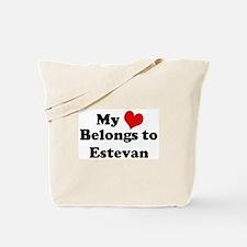 My Heart: Estevan Tote Bag