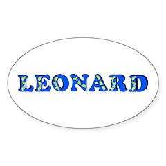 Leonard Decal