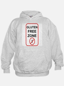 Gluten-Free Zone Hoodie
