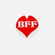 BFF! best friend! fun, Mini Button