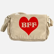 BFF! best friend! fun, Messenger Bag