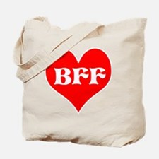 BFF! best friend! fun, Tote Bag