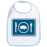 Eat like a Pig Bib