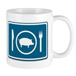 Raging Carnivore Coffee Mug