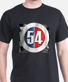 54 Cars Logo T-Shirt