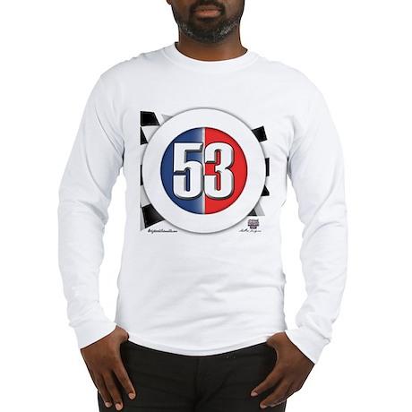 53 Cars Logo Long Sleeve T-Shirt