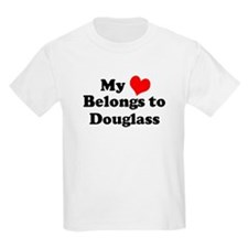 My Heart: Douglass Kids T-Shirt
