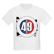 49 Cars Logo T-Shirt