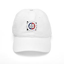 49 Cars Logo Baseball Cap