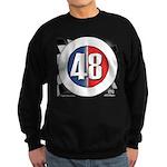 48 Cars Logo Sweatshirt (dark)
