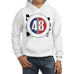 48 Cars Logo Hooded Sweatshirt