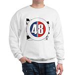 48 Cars Logo Sweatshirt