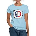 48 Cars Logo Women's Light T-Shirt