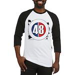 48 Cars Logo Baseball Jersey