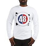 48 Cars Logo Long Sleeve T-Shirt