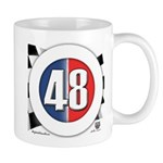 48 Cars Logo Mug