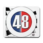 48 Cars Logo Mousepad