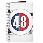 48 Cars Logo Journal