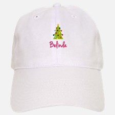 Christmas Tree Belinda Baseball Baseball Cap
