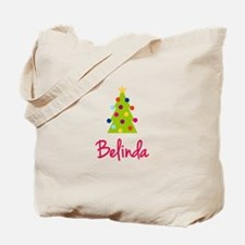 Christmas Tree Belinda Tote Bag