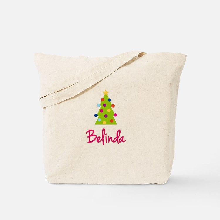 Christmas Tree Belinda Tote Bag