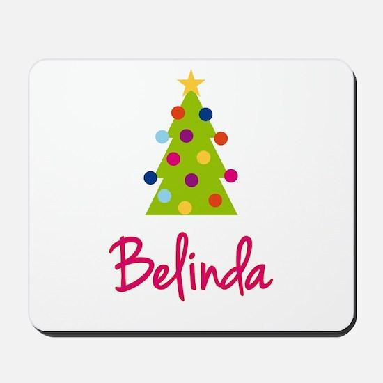 Christmas Tree Belinda Mousepad