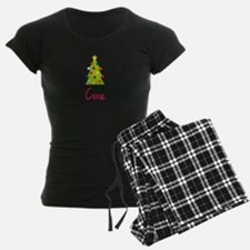 Christmas Tree Cora Pajamas