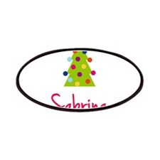 Christmas Tree Sabrina Patches