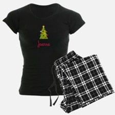 Christmas Tree Joanna Pajamas