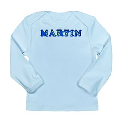 Martin Long Sleeve Infant T-Shirt