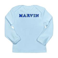 Marvin Long Sleeve Infant T-Shirt
