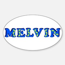 Melvin Decal