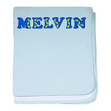 Melvin baby blanket