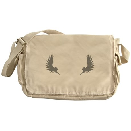 Thelma & Louise Could Fly Messenger Bag
