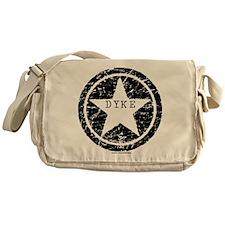 Dyke Star Messenger Bag