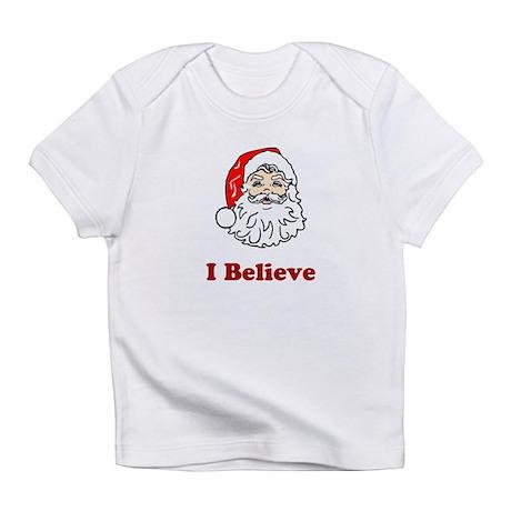 I Believe Santa Infant T-Shirt